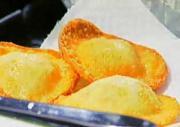 Lemon-Crab Ravioli : Ming Tsai