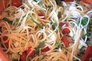 Spaghettini Salad