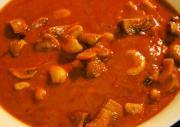Maharashtrian-style Cashewnut And Mushroom Curry