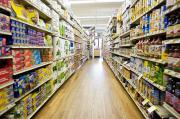 Supermarket shopping during holidays can be a headache