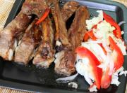 Spicy Pork Spareribs  with Soy Sauce