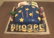 Phoebe's Toy Story Cake