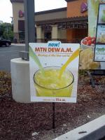 Taco Bell's New drink is utterly disgusting!!