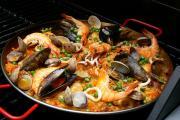 Paella - Easy Seafood Casserole