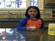 Maya's M&M Milk