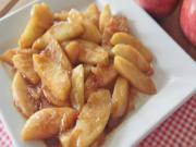 Southern Fried Apples- Just Like Grandma's