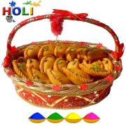 Gujhia- popular food for holi party