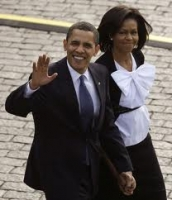 Barrack And MIchelle Obama — The Obamas