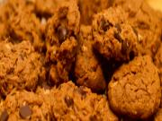 Orange and Chocolate Cookies