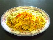 Rice Sevai Usli / Rice Noodles Upma