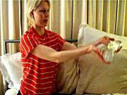 Lazy Day Workout - 1: Toning Up Your Arms