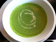 Water Cress Cream Soup