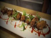 Okara Fritters - The Aimless Cook at Downtownfood