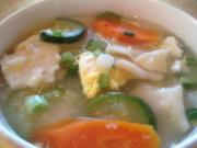 Tbt Korean Dumpling Soup Sujebi