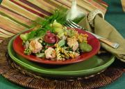 Salmon Mediterranean Stir-Fry