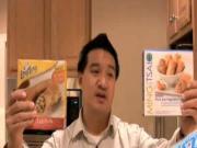 Pork Egg Roll Frodown: Ming Tsai vs Ling Ling