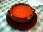 Soup Froide A La Tomato