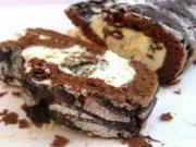 Dark Chocolate Roulade