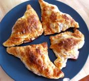 Cheese Apricot Turnovers