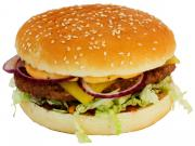 Red Robin Burn'n Love Burger