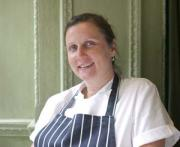 Angela Hartnett - the Michelin-starred chef
