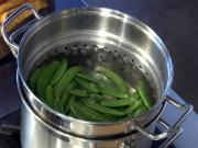 Blanching Veggies