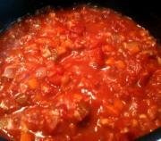 Winter Tomato Sauce