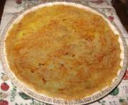Potato Salmon Pie