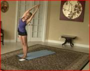Yoga Exercises For Flexibility & Strength - Home Workout Routine