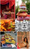 All about Moroccan dinner party