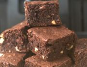 Chocolate Syrup Brownies
