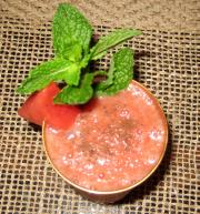 Watermelon drink by Chef Sonali
