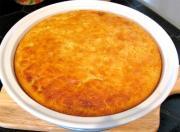 Corn-Bread Pudding