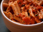 Bell Pepper And Mushroom Pasta Sauce