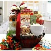 Chinese gift basket