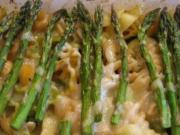 Asparagus - Pasta Bake