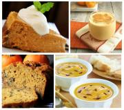 Pumpkin recipes for Fall