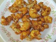 How to Eat Fried Cauliflower