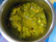 Easy Ridge Gourd Curry