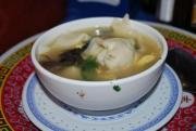 Hot Won Ton Soup