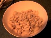 Zuza zak's Weeknight Dinners: Black Eyed Beans and Pasta