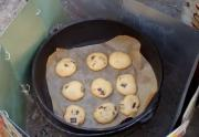Outdoor Dutch Oven Cookies