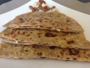 How to Make Meetha Paratha- Sweet Indian Flat-bread