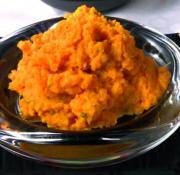 Tasty Sliced Carrots