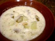 Mom's Vineyard Clam Chowder