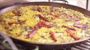 Zombies and Diamonds Vegetarian Paella