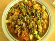 Pan Asian: Vegetable Kurma (South India)
