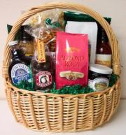 tips for making Washington gift basket