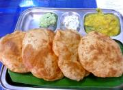 Indian Poori