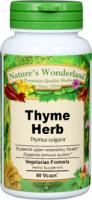 Thyme Capsule Benefits